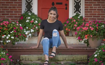Elena Piña | Pontiac Township High School | Class of 2019 Senior