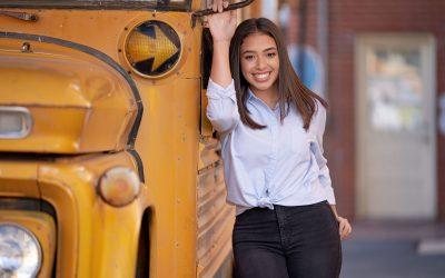 Carmen Piña | Pontiac Township High School | Class of 2020